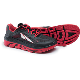 Altra Duo - Chaussures running Homme - rouge/noir